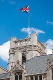 De Toren van Middlesex Guildhall Stock Fotografie