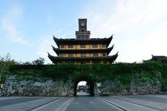 De Toren van de Ningbotrommel Royalty-vrije Stock Foto's