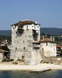 De Toren van Ouranopolis stock afbeeldingen