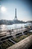 De Toren van Parijs Stock Foto