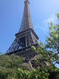De toren van Parijs Eiffel Stock Afbeeldingen