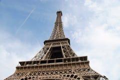 De Toren van Parijs - van Eiffel stock afbeeldingen