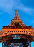De Toren van Parijs - van Eiffel Royalty-vrije Stock Fotografie