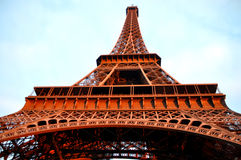 De Toren van Parijs - van Eiffel Royalty-vrije Stock Afbeelding