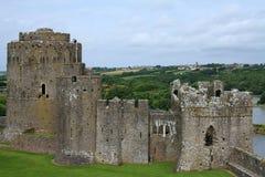 De Toren van Pembroke stock afbeelding