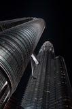 De toren van Petronas Royalty-vrije Stock Afbeeldingen