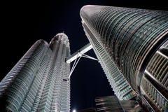 De toren van Petronas Royalty-vrije Stock Foto's