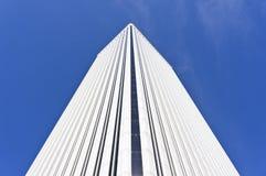 De Toren van Picasso. Madrid, Spanje Stock Afbeelding