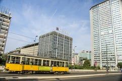 De toren van Pirelli Royalty-vrije Stock Fotografie