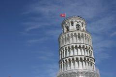 De Toren van Pisa Stock Foto