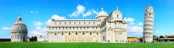 De Toren van Pisa royalty-vrije stock afbeeldingen