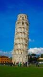 De Toren van Pisa royalty-vrije stock foto's