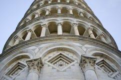 De Toren van Pisa Stock Afbeeldingen