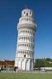 De Toren van Pisa, Italië Royalty-vrije Stock Fotografie