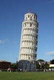 De Toren van Pisa in Italië Royalty-vrije Stock Afbeelding
