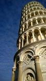 De Toren van Pisa in Italië Royalty-vrije Stock Foto's