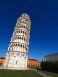 De Toren van Pisa, Italië Royalty-vrije Stock Foto