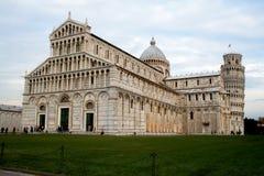 De Toren van Pisa´s (Italië) Stock Foto's