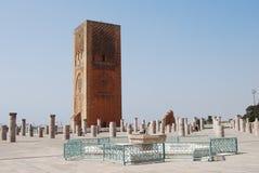 De Toren van Rabat stock foto