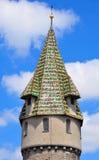 De Toren van Ravensburg Royalty-vrije Stock Foto's