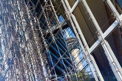 De toren van Rheinturm Royalty-vrije Stock Fotografie