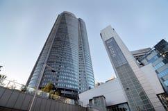 De Toren van Roppongiheuvels in Tokyo Stock Foto's