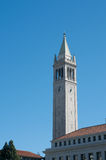 De Toren van Sather in Berkeley Stock Foto