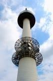 De Toren van Seoel tijdens Dag Royalty-vrije Stock Afbeelding
