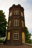 De toren van Smal Royalty-vrije Stock Afbeelding