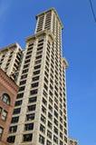 De Toren van Smith in Seattle Royalty-vrije Stock Afbeeldingen