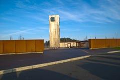 De Toren van Solberg. Stock Afbeelding