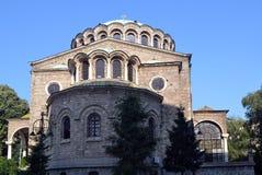 De toren van StNedelya-Kerk in Sofia, Bulgarije royalty-vrije stock fotografie