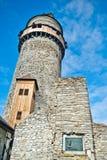 De toren van Stramberk Royalty-vrije Stock Afbeeldingen