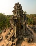 De toren van Ta Keo Royalty-vrije Stock Afbeeldingen