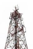 De toren van telecommunicatie Stock Foto
