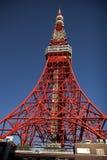 De Toren van Tokyo Stock Afbeeldingen