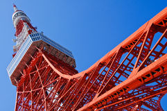 De Toren van Tokyo Royalty-vrije Stock Afbeelding