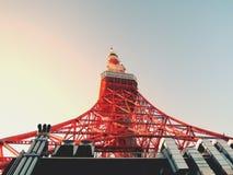 De Toren van Tokyo Stock Fotografie