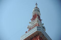 De toren van Toyko Royalty-vrije Stock Foto