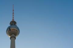 De toren van TV in Berlijn stock foto