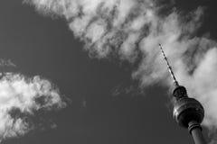 De Toren van TV van Berlijn Royalty-vrije Stock Afbeelding