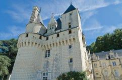 De Toren van Ussé Stock Foto's