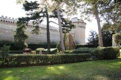 De toren van Vatikaan Royalty-vrije Stock Afbeeldingen