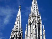 De toren van Votiv royalty-vrije stock afbeeldingen