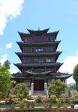 De toren van Wangu stock afbeelding