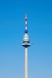 De Toren van Wenen Donauturm Donau Stock Fotografie