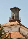 De toren van Zagreb stock fotografie