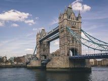 De torenbrug stock afbeelding