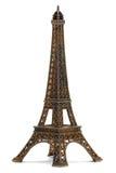 De torenherinnering van Eiffel Stock Foto