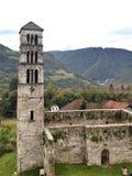 de torenklokketoren van Luca Stock Foto's